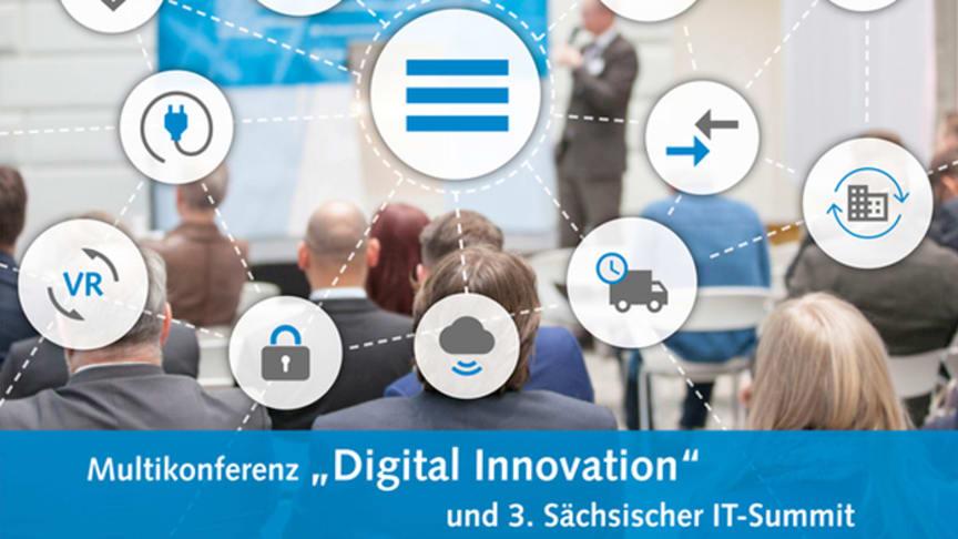 Die Multikonferenz wird veranstaltet von den drei IT-Verbänden, Silicon Saxony e.V., dem IT-Bündnis Chemnitz und dem Cluster IT Mitteldeutschland.