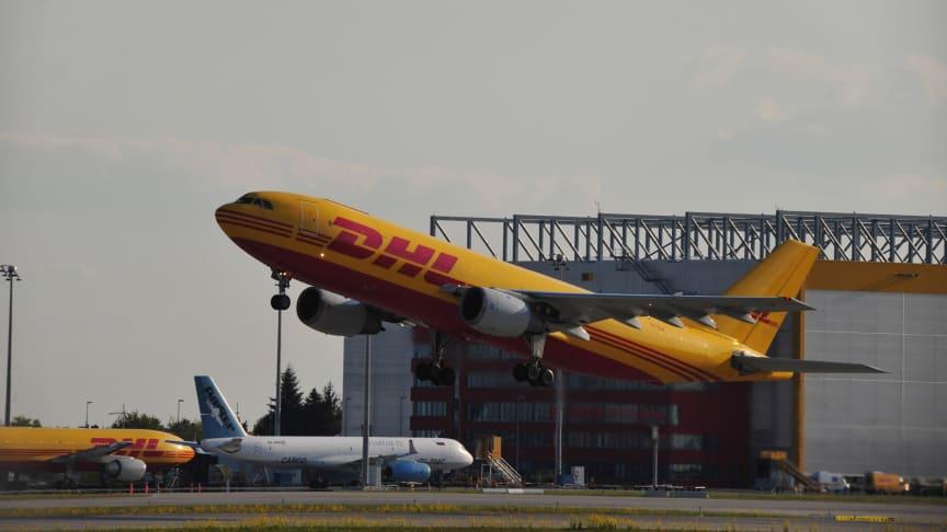 DHL Express justerer priserne for 2018
