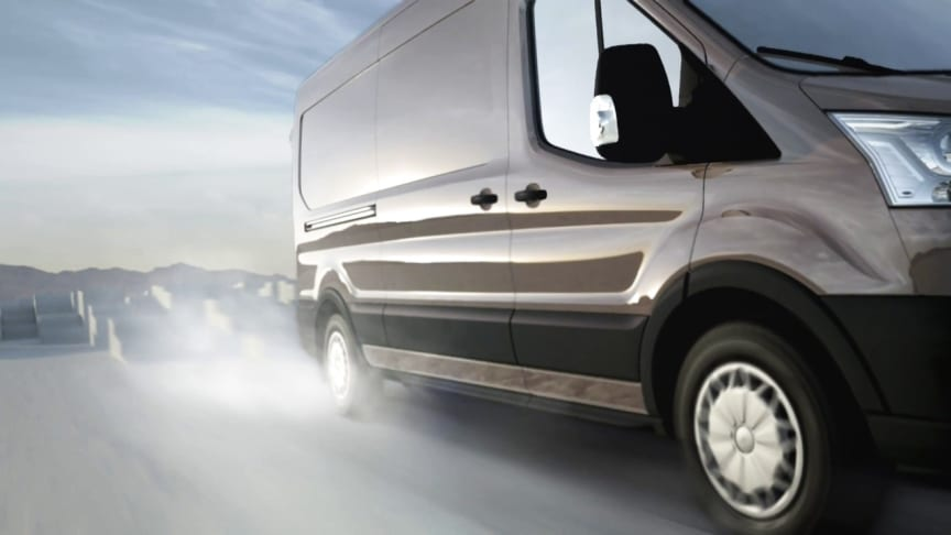 FORD TRANSIT VIDEO