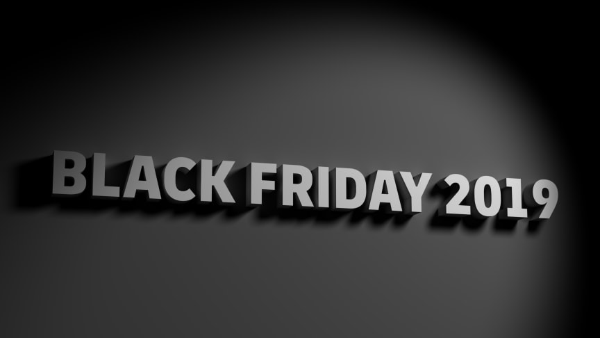 DHL Freight rustar inför Black Friday