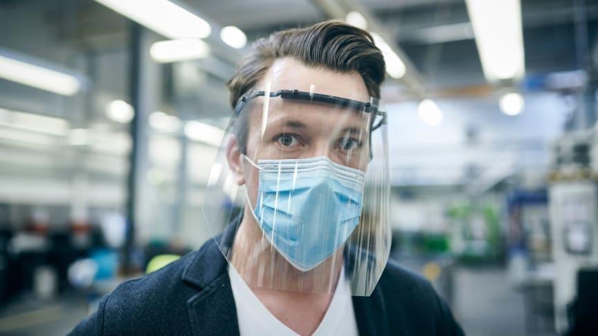 Ford fremstiller beskyttelsesudstyr til genåbning af europæiske bilfabrikker