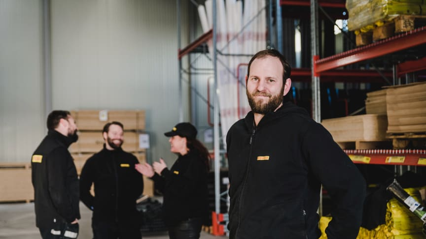 Byggmax och Arlandastad Holding i samarbete