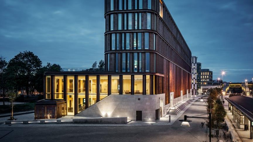 Lunds Tingsrätt - Lunds stadsbyggnadspris 2018