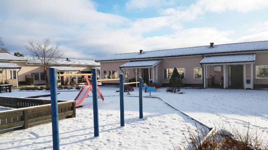 Riksbyggen-radhus i Linköping ombildas till bostadsrätter