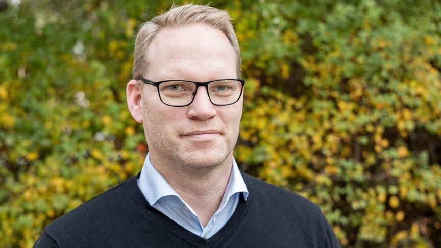 Petter Johansson, ny kommersiell chef (CCO) på Pulsen Retail.