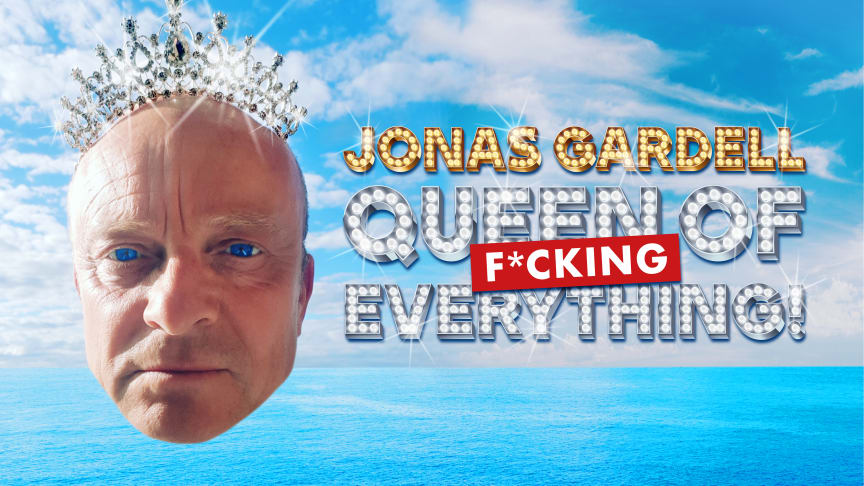 Jonas Gardell vägrar begränsa sig – Queen of F*cking Everything