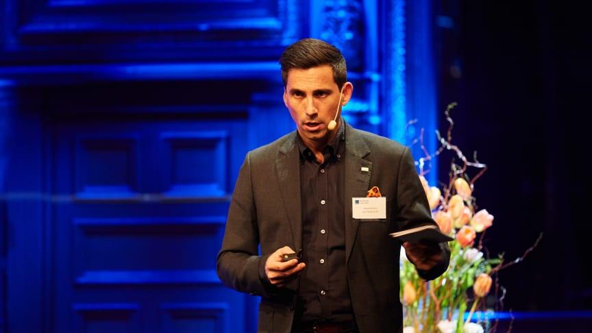 Mikael Dimadis, VD EMFF, om fördelarna för fastighetsbranschen med digitaliseringen