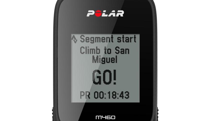Polar M460 -GPS-pyöräilymittari