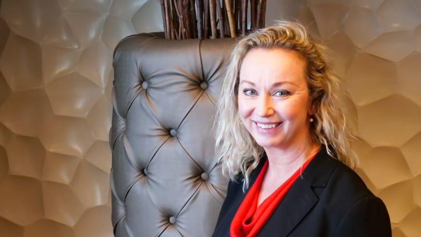 KarinOlby, ny marknadschef på Clarion Hotel Arlanda Airport