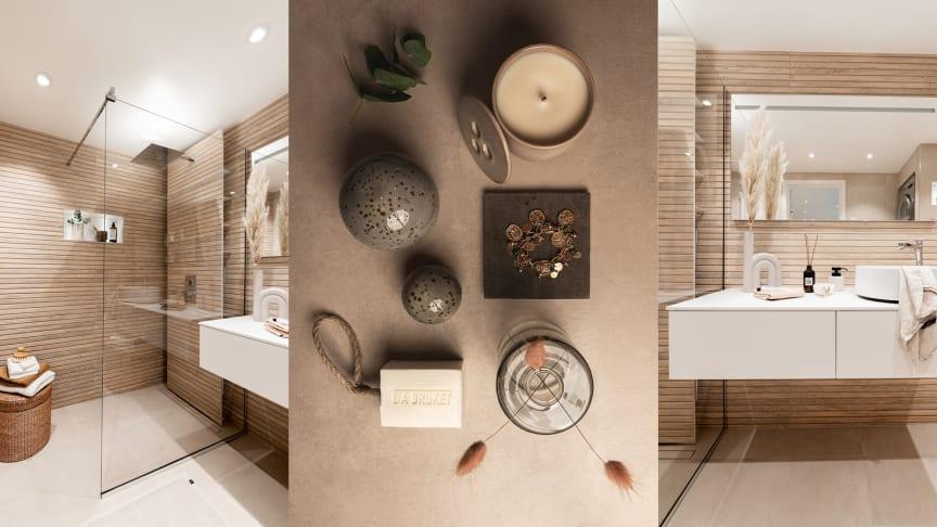Drömbadrummet med utrymme för såväl funktion som estetik - Iconic by Desirée