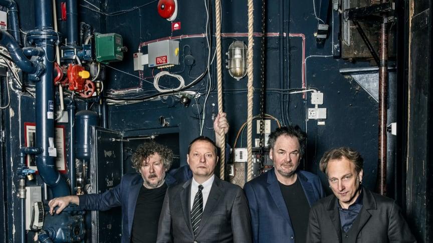 Weeping Willows adderar sex datum till sommarturnén – spelar i Ulriksdals Slottsträdgård i Stockholm den 18 augusti!