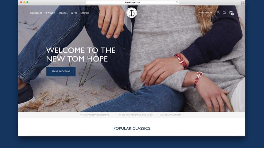 Shopify Plus lansering som lyfte varumärket, konvertering och global försäljning