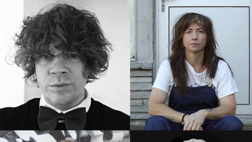 De nominerte til Lorck Schive kunstpris 2019 er Børre Sæthre, Eline Mugaas, Gunvor Nervold Antonsen og Torbjørn Rødland.