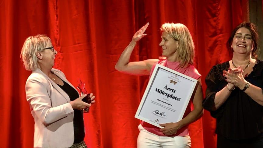 De vann Svenska Mötespriset 2019