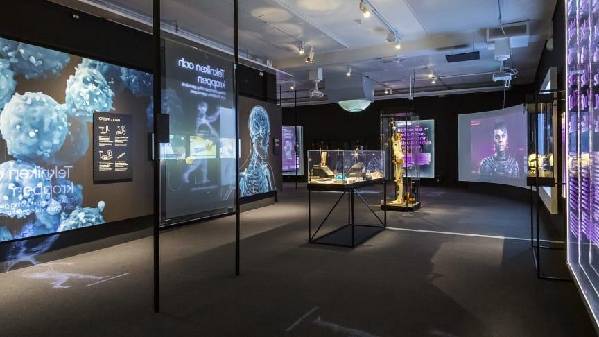 Tekniska museets senaste utställning Hyper Human