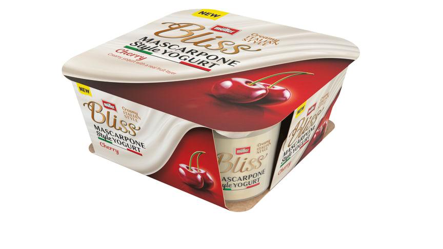 Müller continues to disrupt luxury yogurt segment