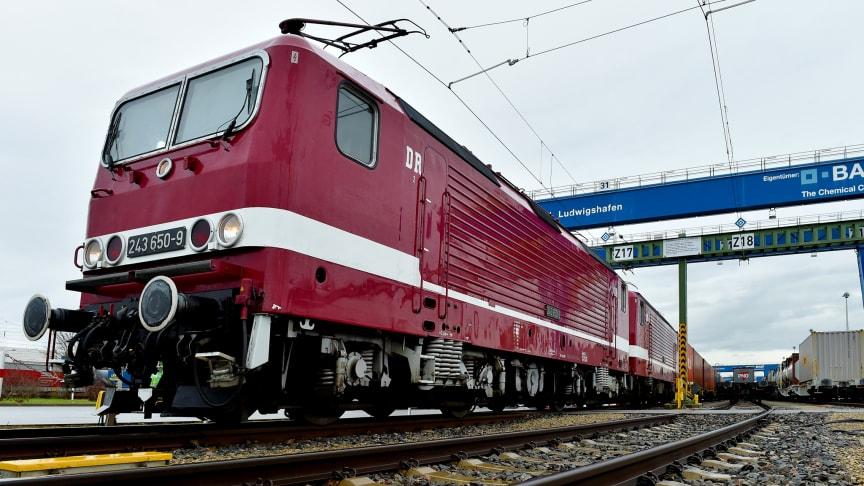 Mit DACHSER Rail Services Produkten in die zentralchinesische Stadt Xi´an.