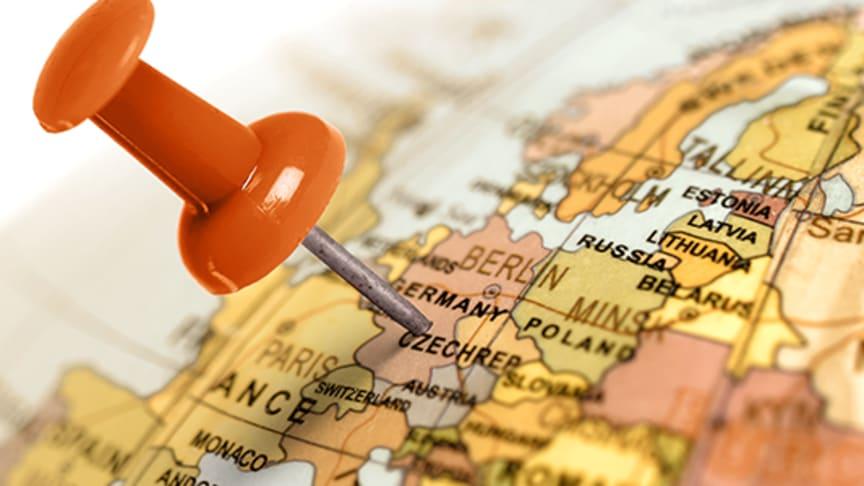 Ligula tecknar hyresavtal i Tyskland