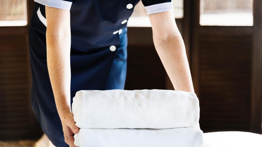 Forenede koncernen er klar til at fungere som totalleverandør af en bred palet af services til den danske hotelbranche. Foto: Unsplash.