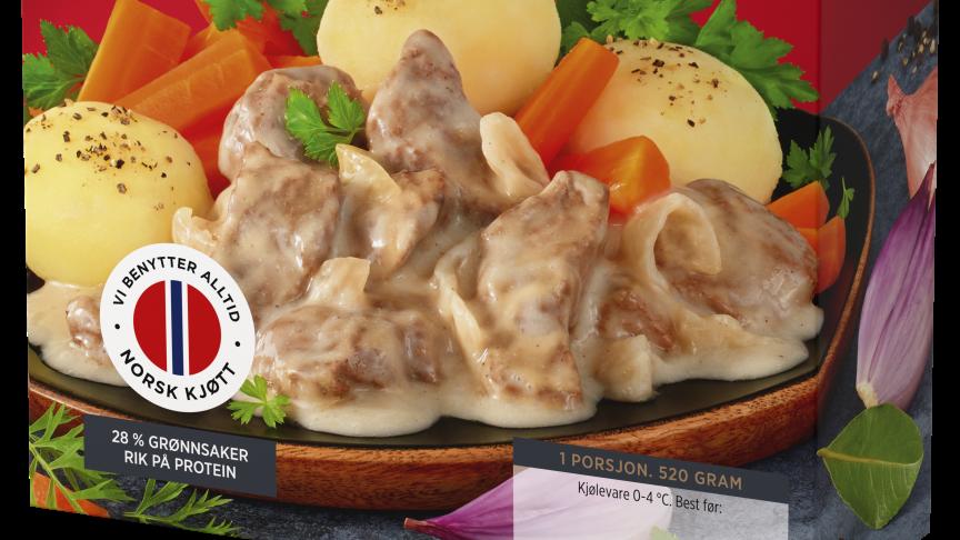 Fjordland Sous Vide Ferskt kjøtt i sursøt saus