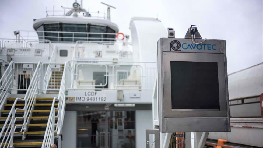 Cavotec APS: safe, effective vessel charging.