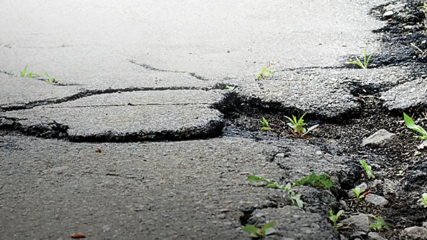 RAC data shows road quality has worsened despite mild weather