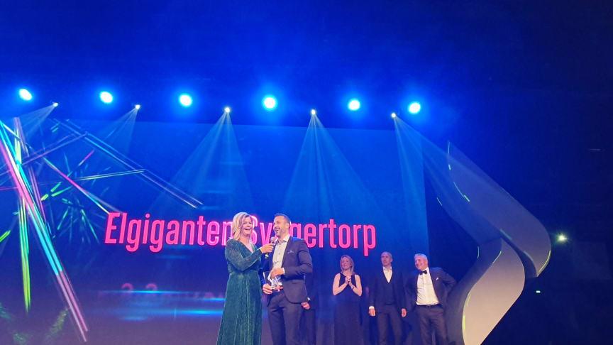 Elgiganten Svågertorp - Årets Bästa Butik!
