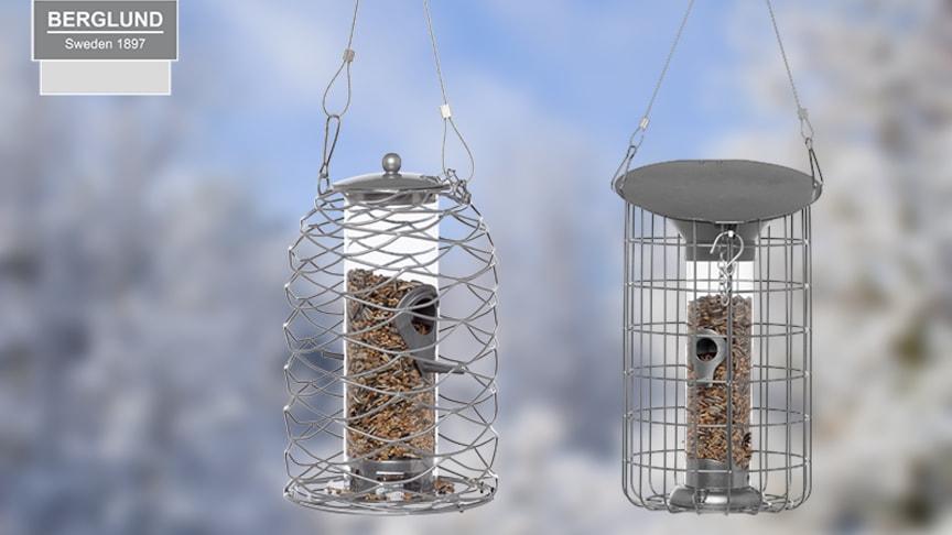 Mata småfåglarna med stil