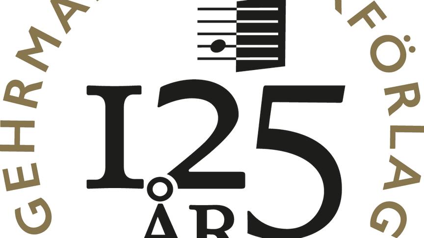 GEHRMANS MUSIKFÖRLAG FIRAR 125 ÅR