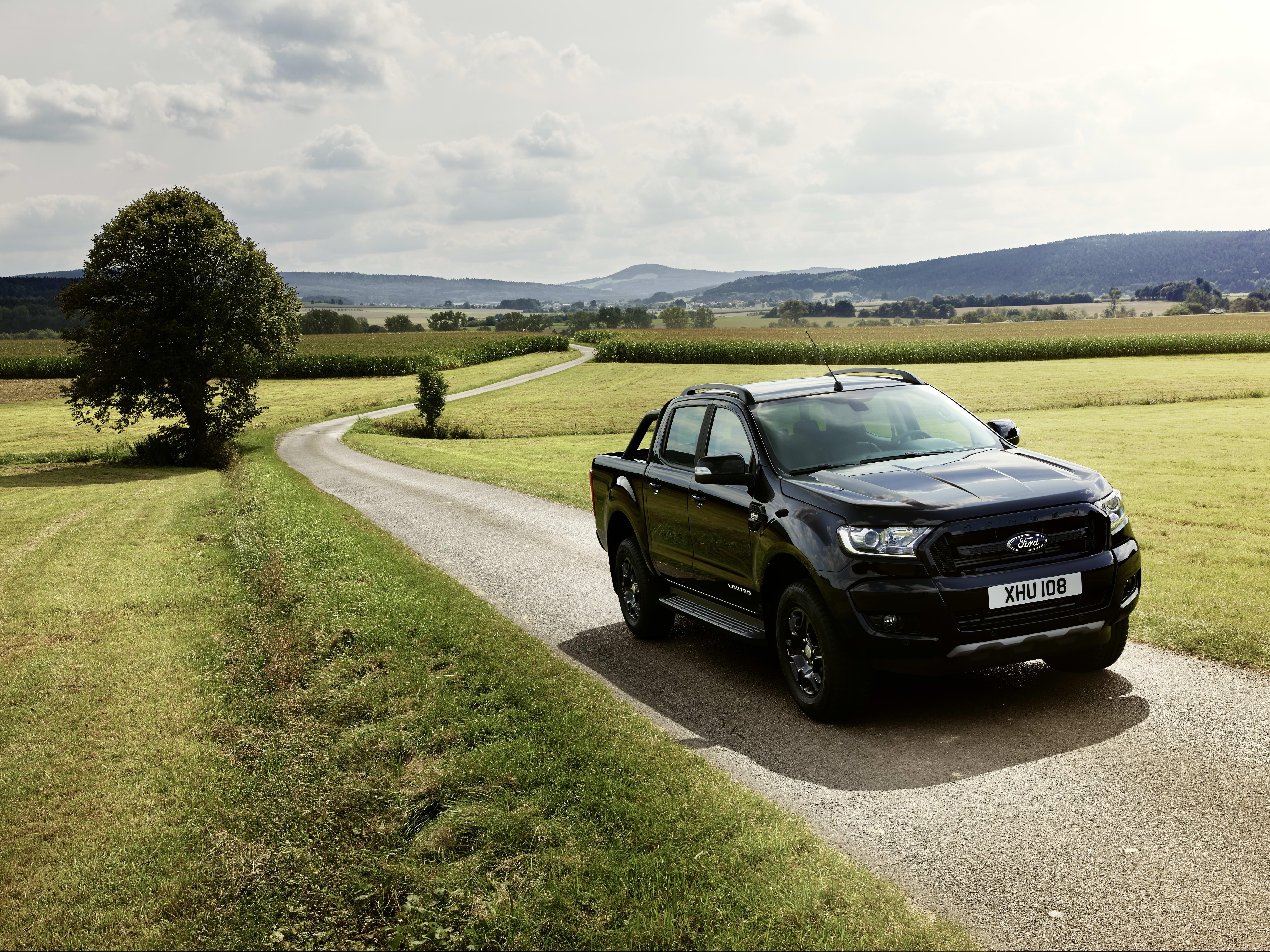 Ford Motor Company - Ford i Danmark