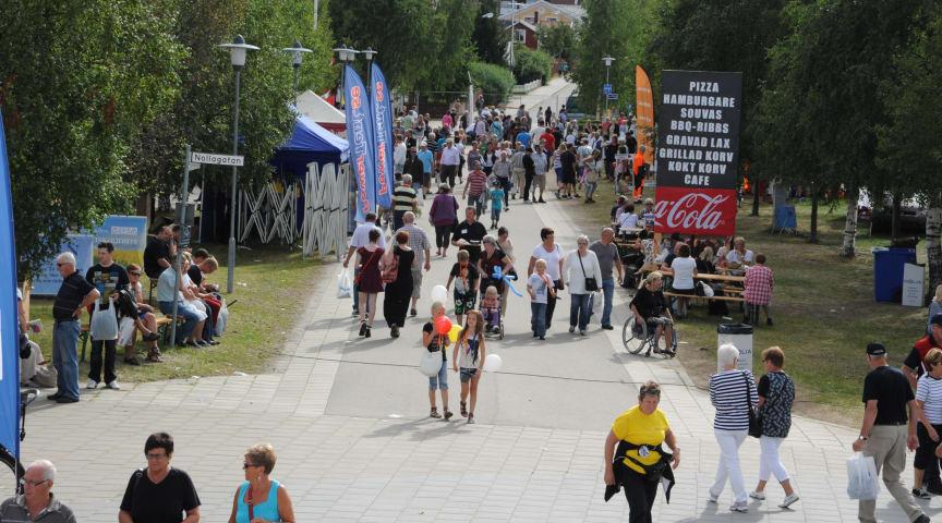 Stora Nolia i Piteå erbjuder kvällsöppet på onsdagen