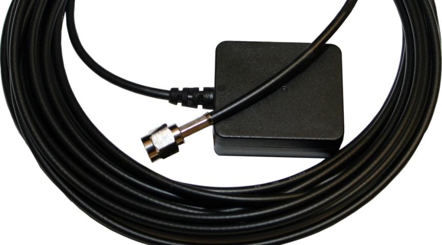 GPS HG antenn - hög förstärkning ger bättre mottagning!