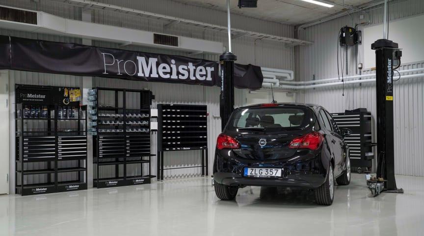 ProMeister Academy lanserar webbkurs för körtillstånd av fordonslyft.