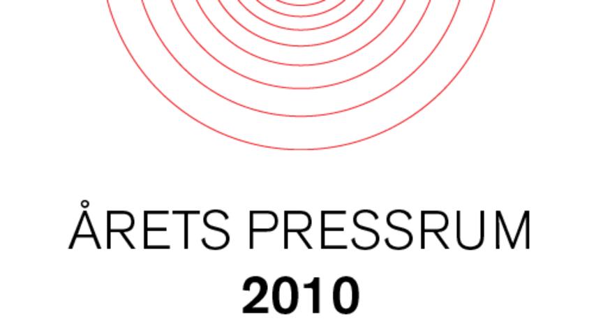 Årets Pressrum 2010 - Nominerade företag