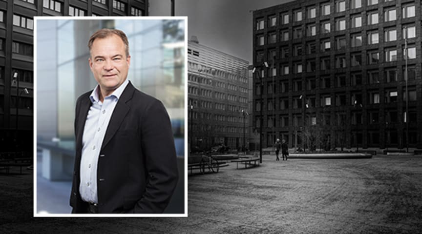 Joachim Källsholm föreslår utökade samarbeten mot kriminaliteten