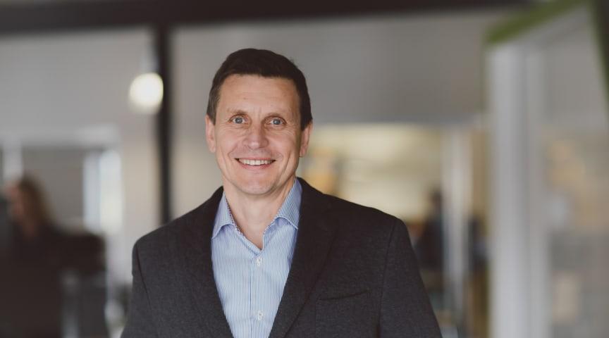 Per Oldeide, CEO of Papirfly