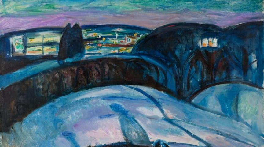H.R.H Princess Beatrix to open Van Gogh+Munch in Oslo
