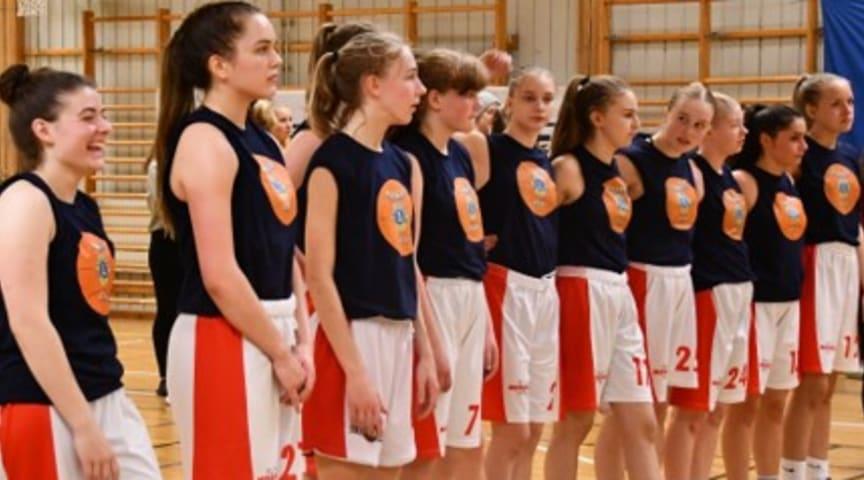 Lions Basket Cup genomförs för 38:e året