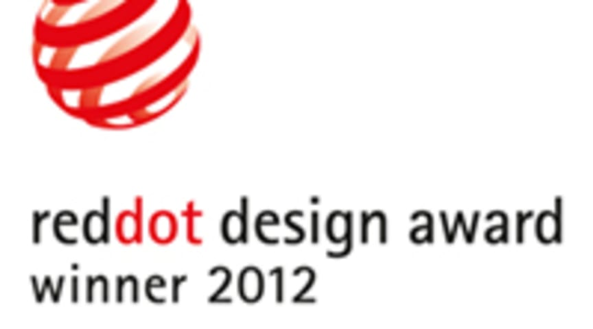 """Planmeca ProMax 3D ProFace awarded with the """"red dot award: product design 2012"""""""