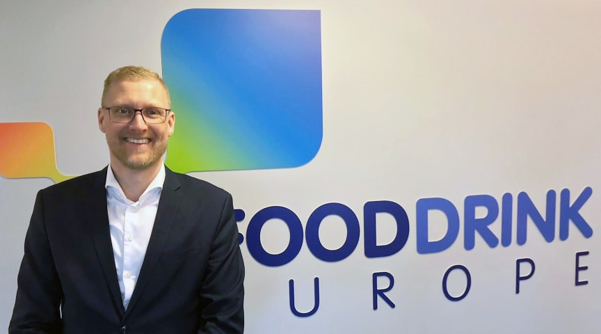 Lars Appelqvist, CEO of Löfbergs, chair of The Swedish Food Federation, take place in the board of FoodDrinkEurope.