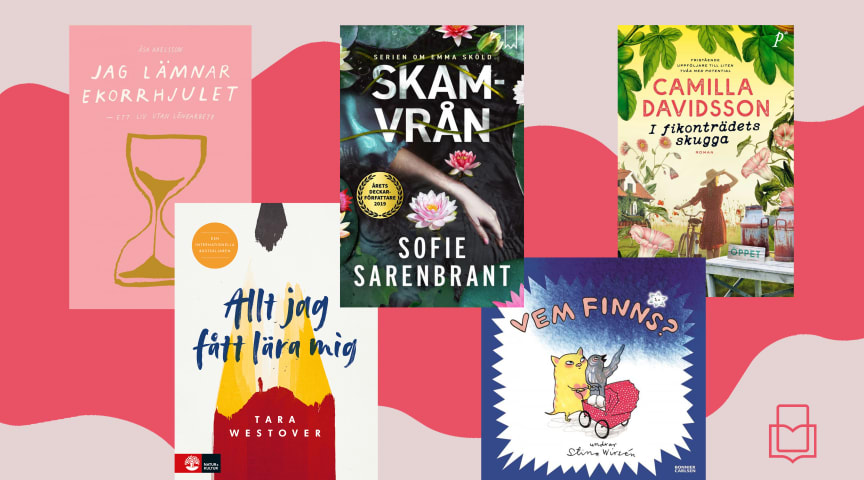 Stora e-bokspriset 2020: Sofie Sarenbrant tar hem segern för bästa e-bok i år igen