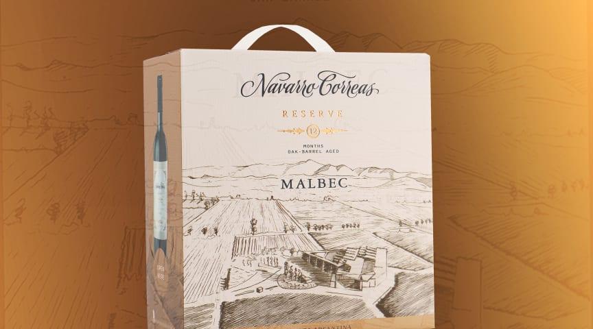 Navarro Correas Reserve Malbec BiB