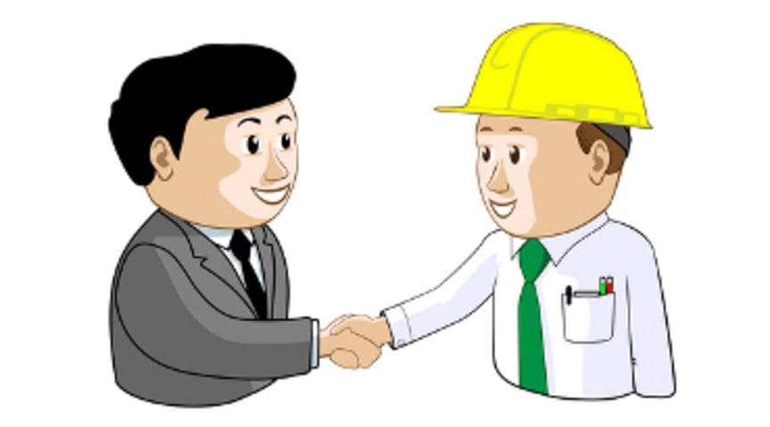 Parterna överens om nytt byggavtal