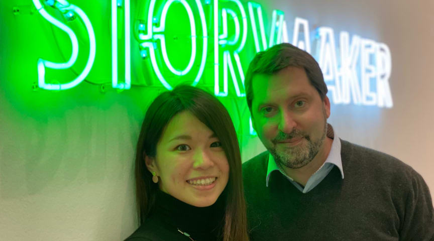 Aalto International Japanは、Storymaker とヨーロッパにおけるコミュニケーションで提携へ
