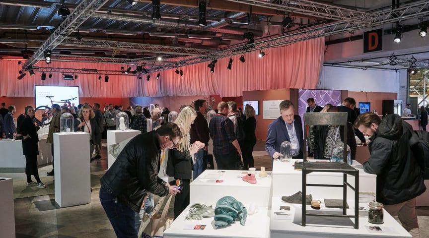 Elmia Subcontractor InnoDex 2019- Innovation & Technical Design Expo