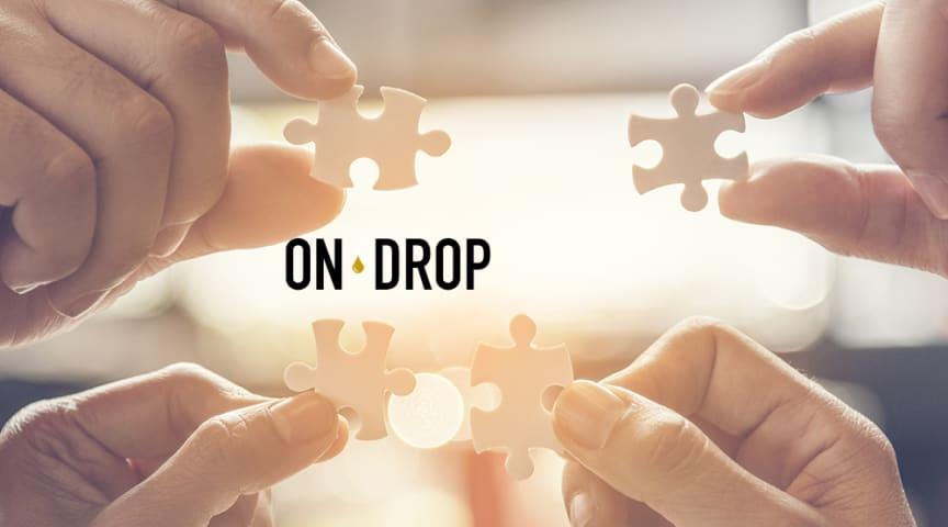 En integration med OnDrop innebär att varumärket når ut till flera marknads-platser samtidigt. Med ökad exponering samt optimerad försäljning och lagerhantering.
