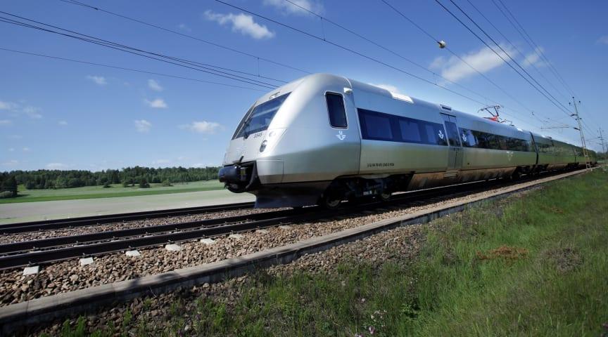 uddevalla till stockholm tåg