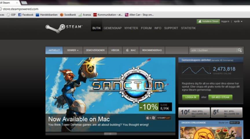 Storsäljande pc-spel  lanseras för mac-användare