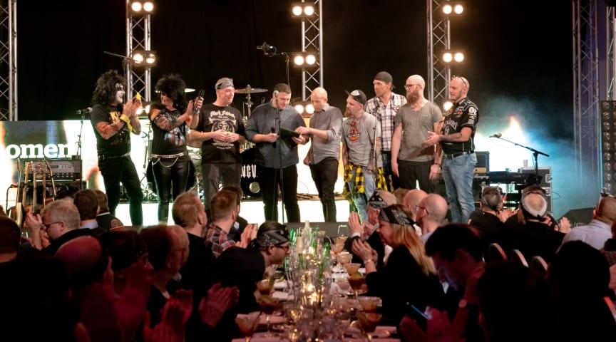 Fordonsteknik Mjölby vann utmärkelsen årets Mekonomen Bilverkstad