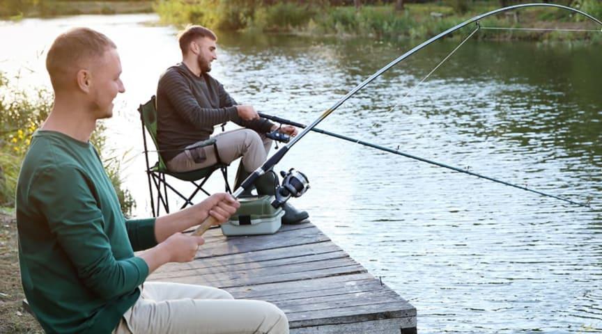 Rönne å ska bli en självklar destination för laxfiske och naturturism